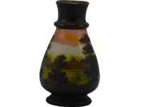 Vase Gallé estimation vase ancien Pascal Le Théon Brocanteur Antiquaire Paris 75 77 78 91 92 93 94 95
