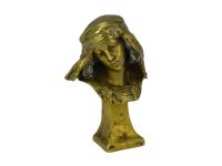 Statuette Bronze  estimation bronze ancien Pascal Le Théon Brocanteur Débarras Antiquaire Paris 75 77 78 91 92 93 94 95